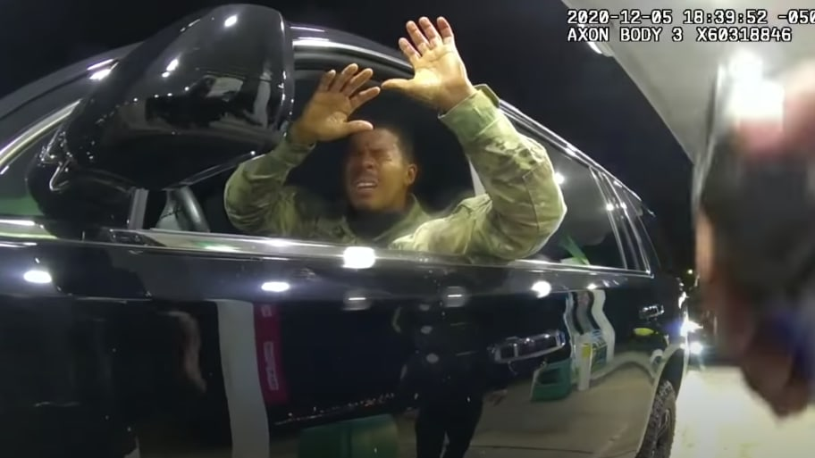"""I'm Serving This Country, and This Is How I'm Treated?"": Virginia Police Held Black Army Lieutenant at Gunpoint and Pepper Sprayed Him Over Traffic Stop"