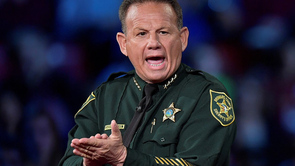 Florida Senate Votes to Remove Broward County Sheriff Scott Israel After Parkland Massacre