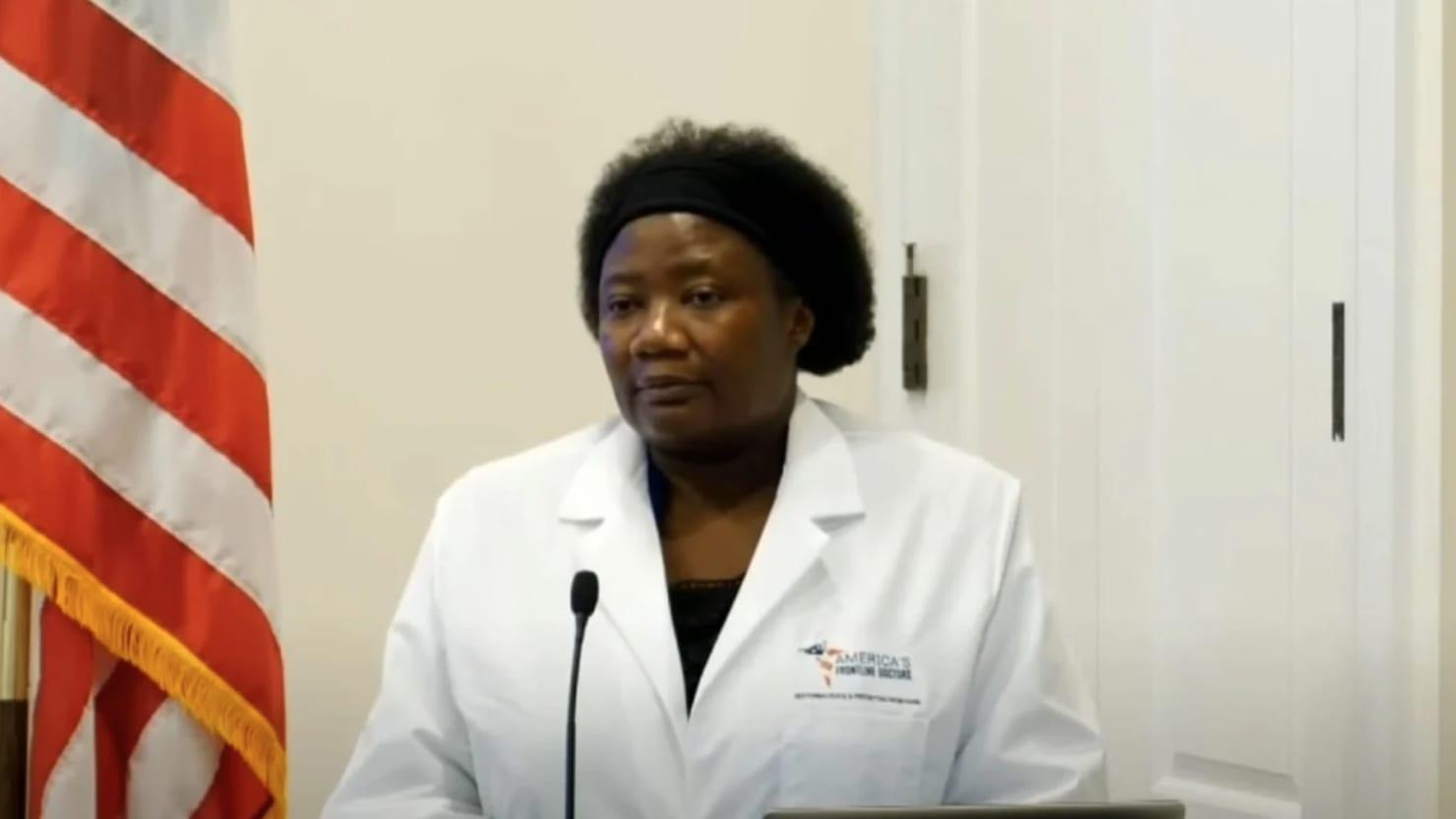 Trump Coronavirus Doctor: I Believe in 'Demonic Spirits That Sleep With Women' Not 'Demon Sperm'
