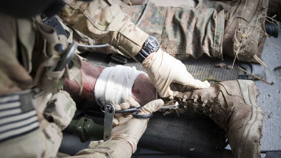 Army Advances Combat Medicine
