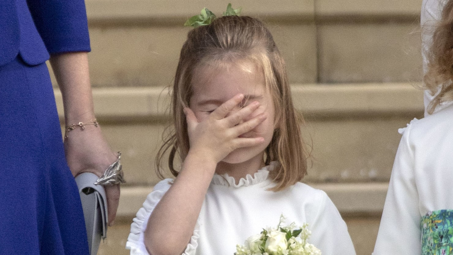 Princess Charlotte Dashes Into London Pub With Mum Kate Middleton For Emergency Bathroom Break