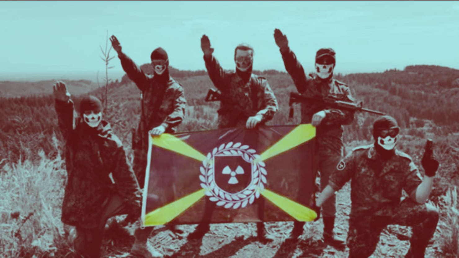 FBI Crackdown on Atomwaffen Division Heats Up With New Arrests