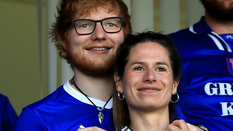 Frau Von Ed Sheeran