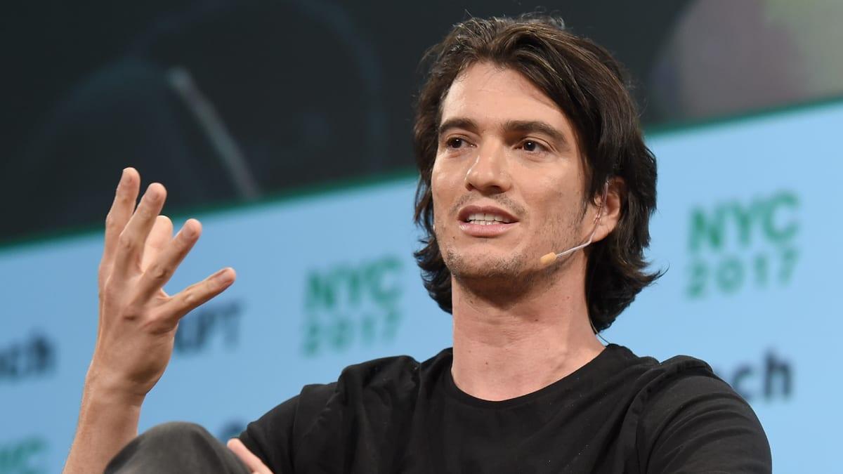 Ex-WeWork CEO Adam Neumann to Get $1.7 Billion in SoftBank Takeover Deal