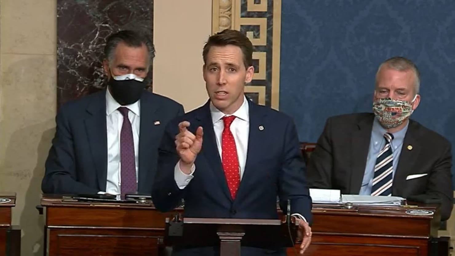 Show-Me State Tells Hawley to Show Himself Out, Poll Finds