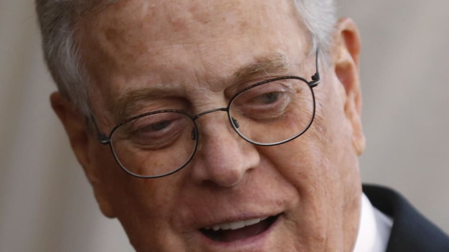 Billionaire Conservative Donor David Koch Dead at 79