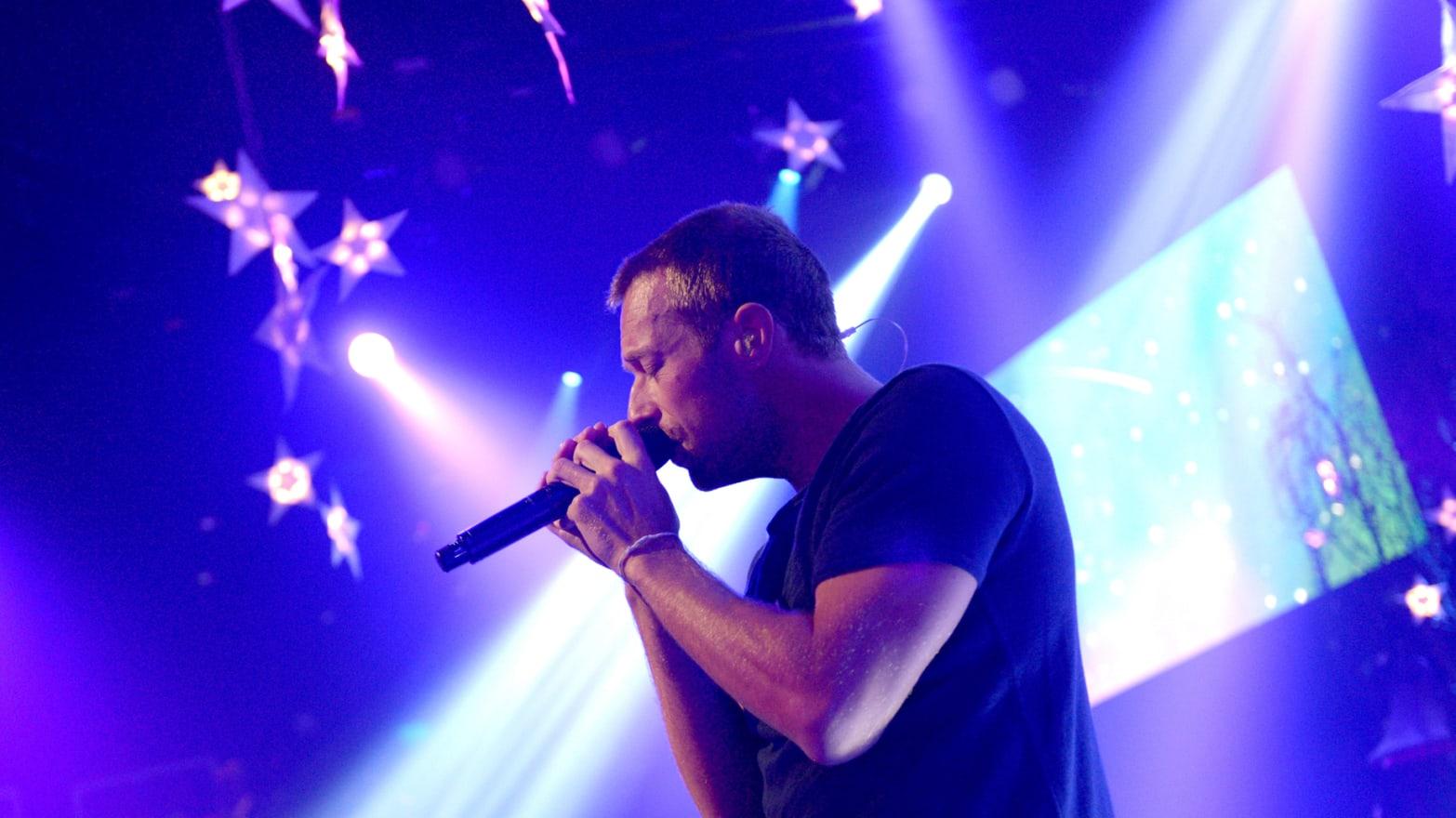 Gwyneth Paltrow Haunts Coldplay's Self-Conscious Breakup Album