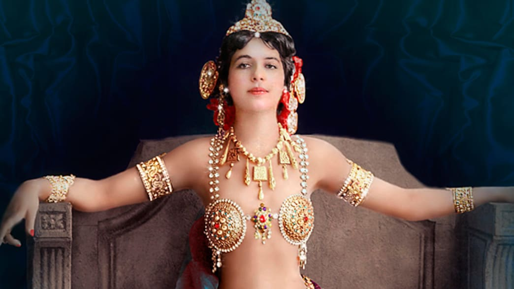 100 Years Since Her Execution, Was Mata Hari a Sexy Spy or a Sexy Scapegoat?