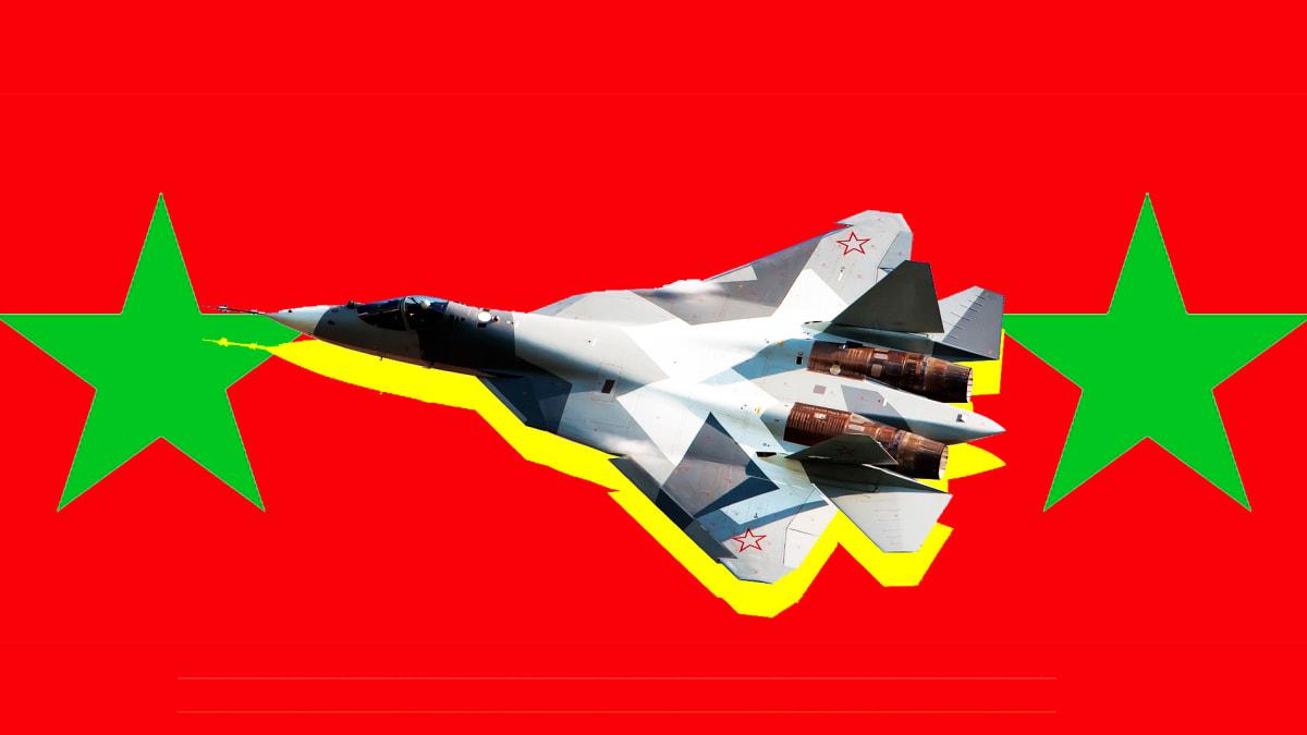 Russia's Experimental Arsenal Takes to Syria's Skies