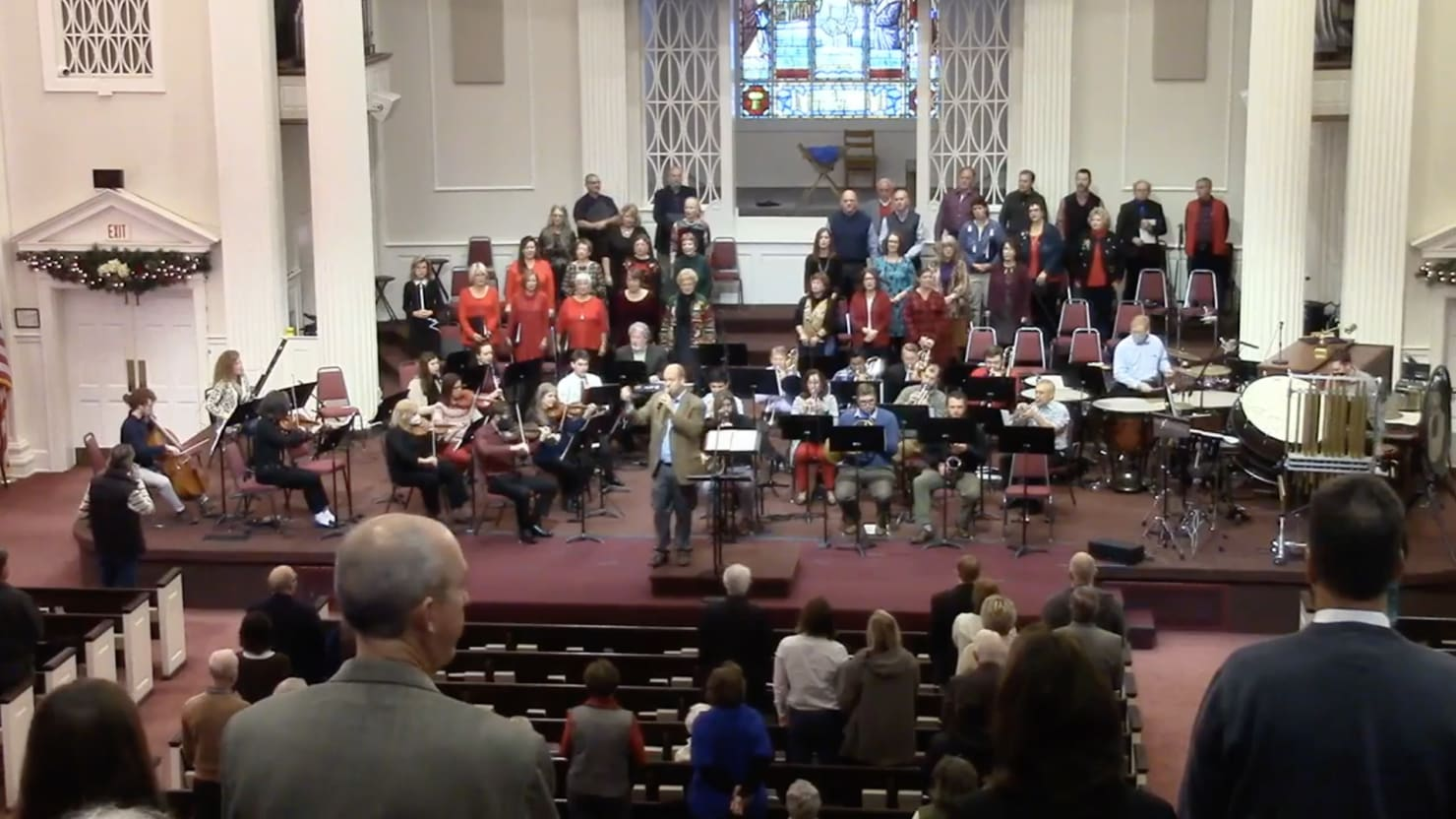 75 People and Counting Test Positive for COVID After North Carolina Church's Christmas Musical