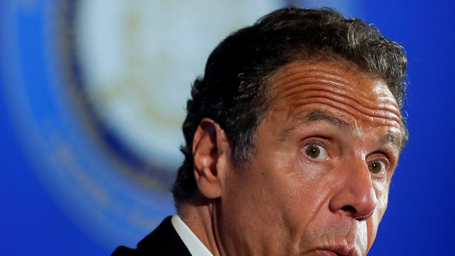 New York's First Dad Andrew Cuomo Was Dishing About His Daughters While Creeping on His Staffers