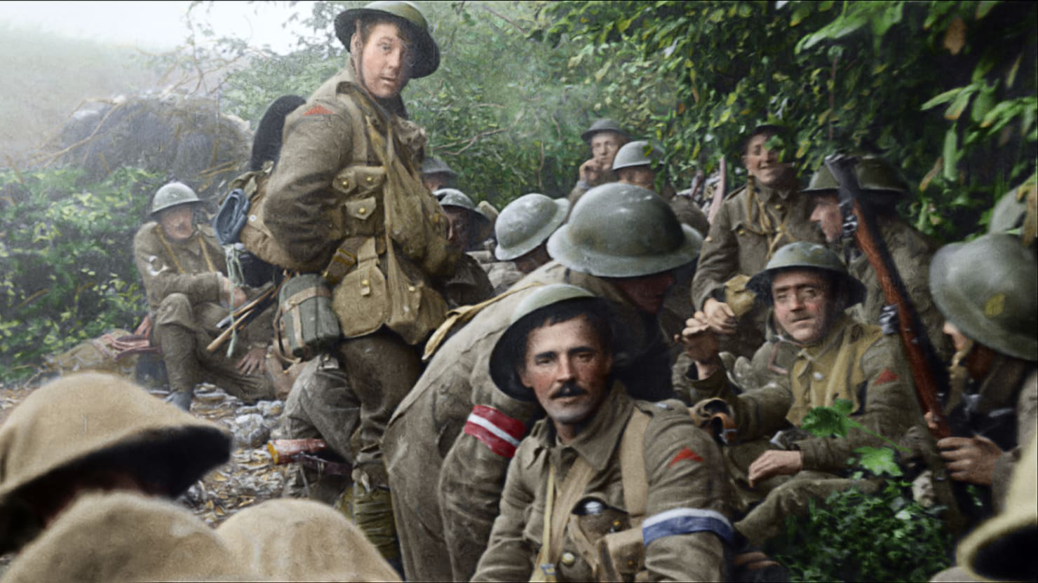 Peter Jackson's 'They Shall Not Grow Old' Is a Stunning Tribute to World War I's Heroes
