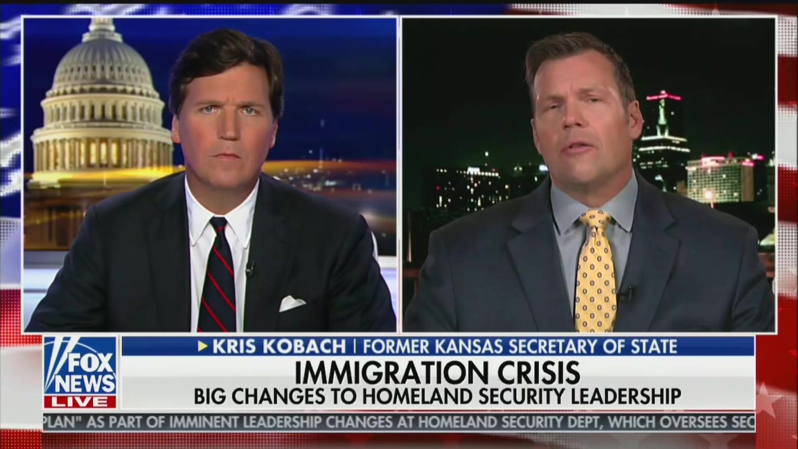 Kris Kobach Auditions for DHS Job on Fox: Detain Children 'As Long As Necessary'