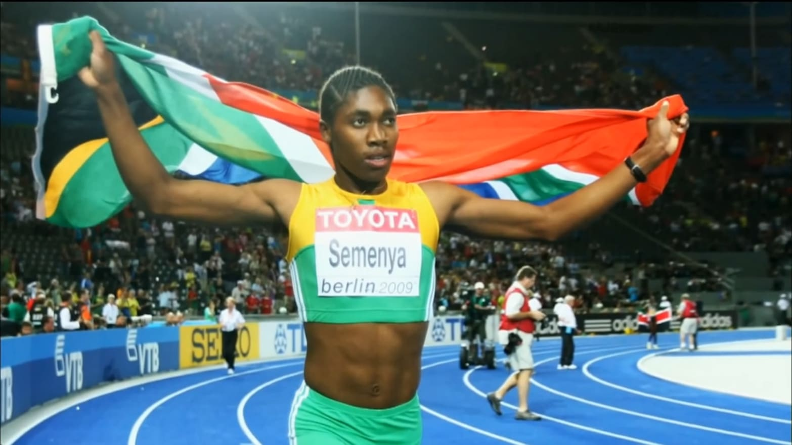 Caster Semenya's Natural Testosterone Levels Not Fair for Competitors, Swiss Court Rules