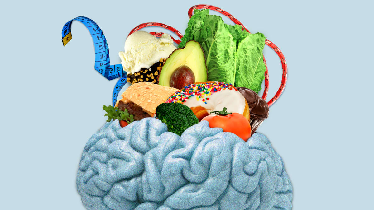 Dieting Starts in Your Brain, Not on Your Plate