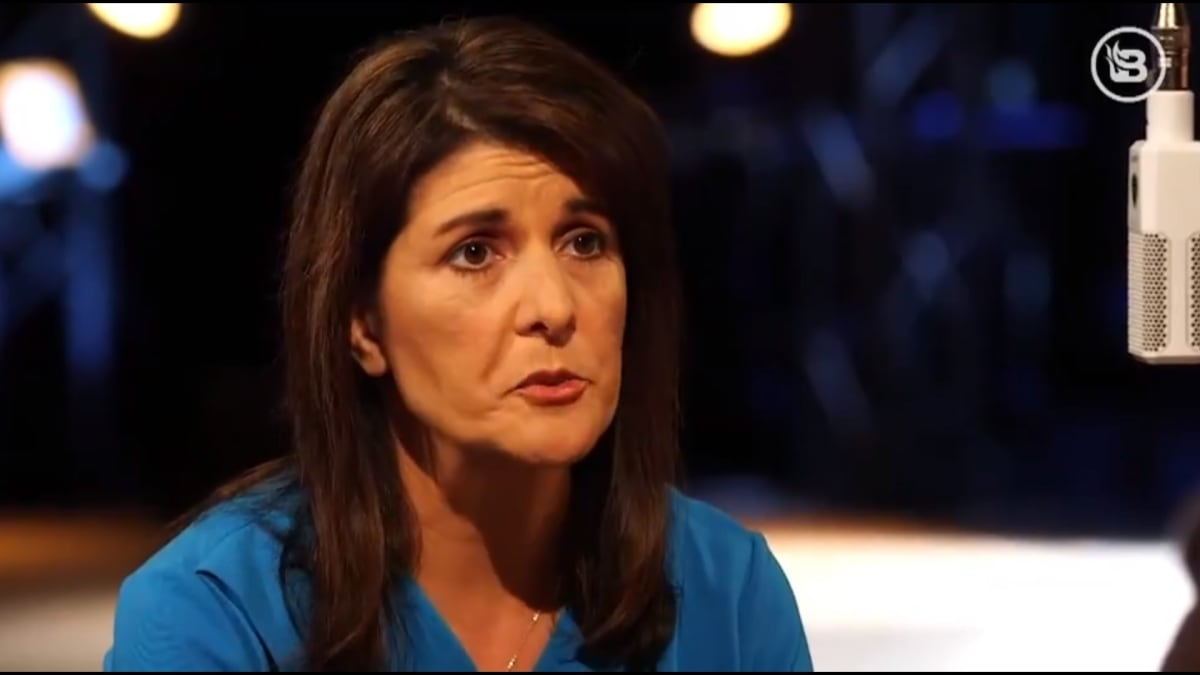 Nikki Haley: Confederate Flag Just Meant 'Sacrifice and Heritage' Until Dylann Roof 'Hijacked' It