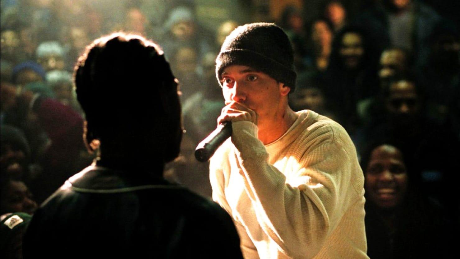 A Rap Battle But No Eminem How Detroit Celebrated The