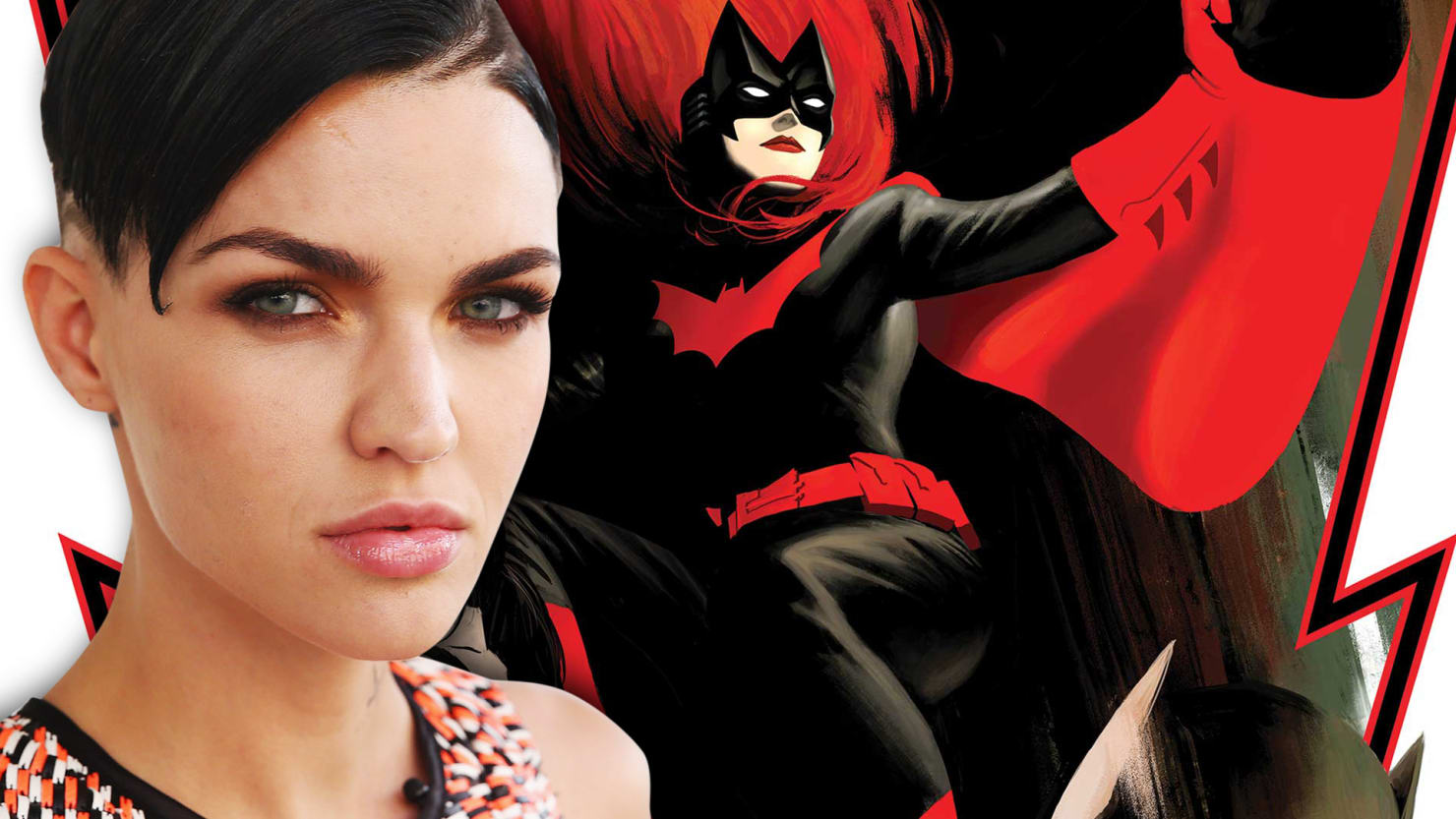 Inside the Left-Wing Harassment Campaign Against Ruby Rose's Lesbian Batwoman