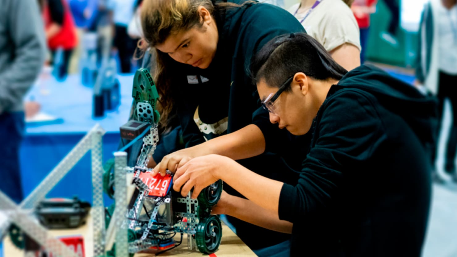 Robotics Grants Are Bringing Hands-On Learning to Classrooms at Inner-City Middle Schools