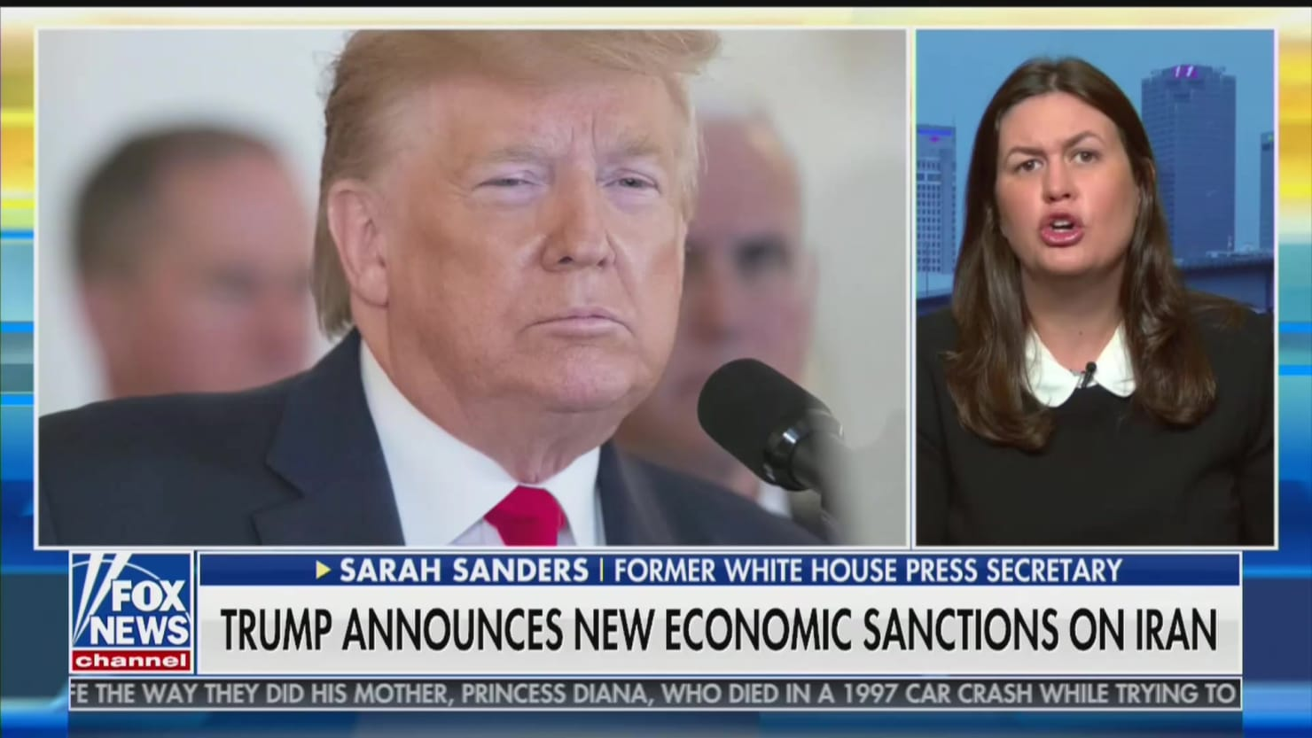 Sarah Huckabee Sanders: 'Can't Think of Anything Dumber' Than Giving Congress War Powers