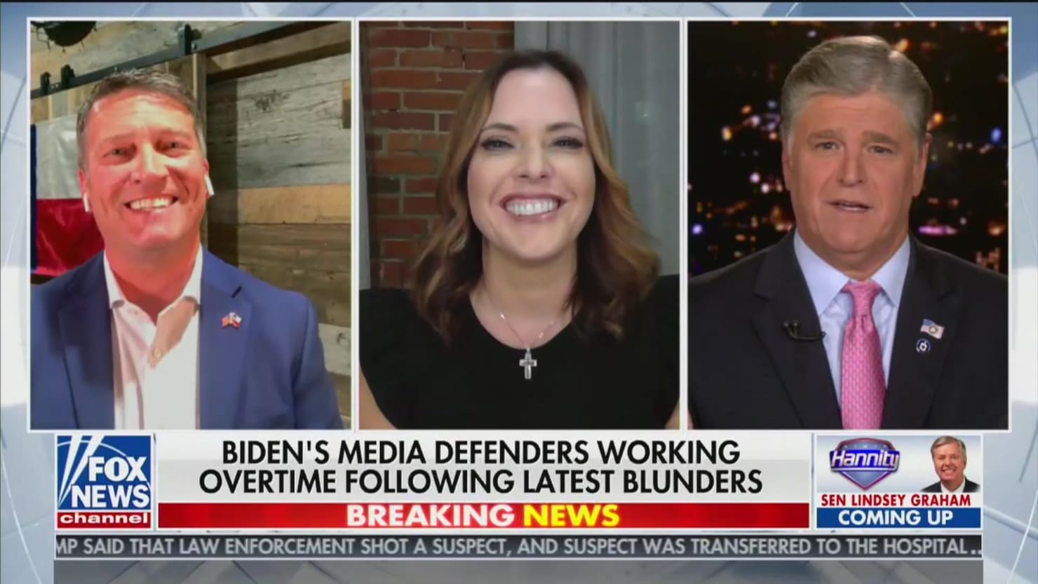 Sean Hannity Openly Mocks Joe Biden's Stutter