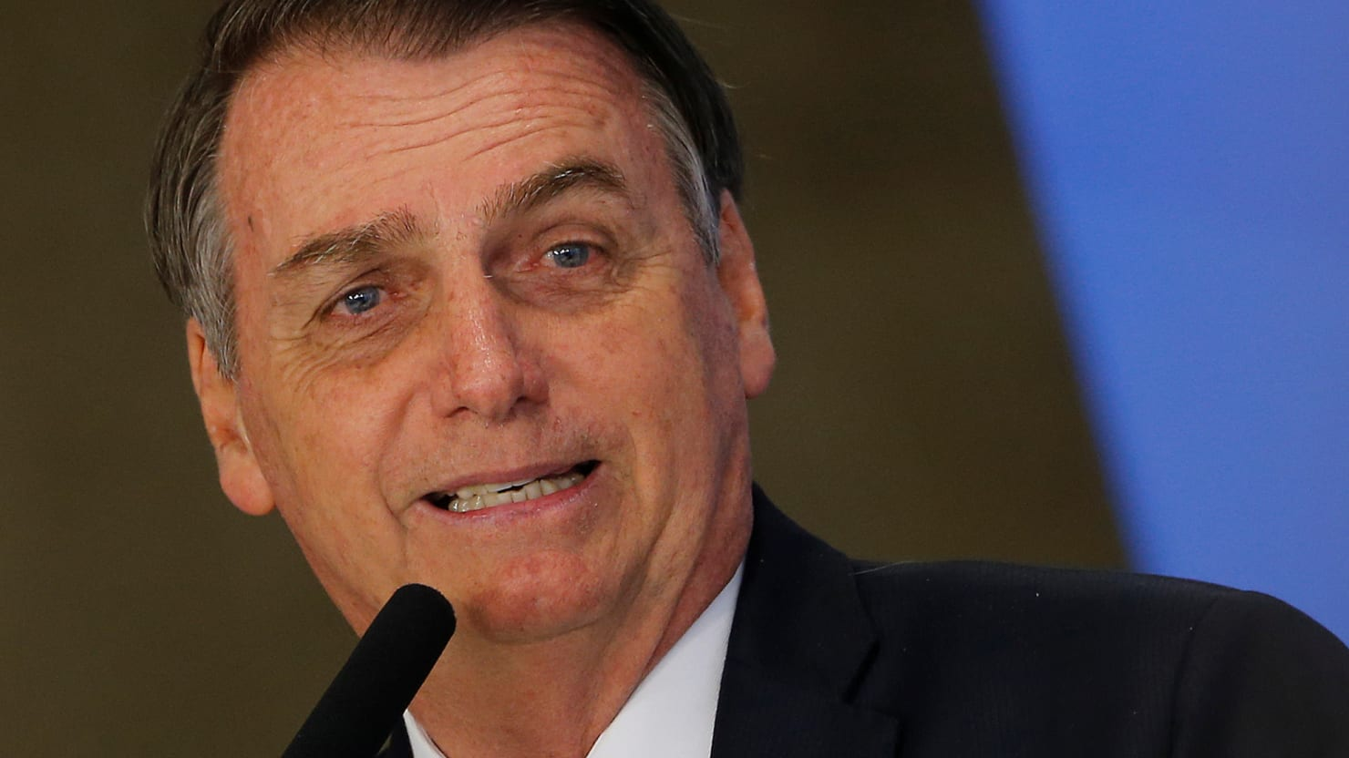 Brazilian President Jair Bolsonaro: This Country Must Not Become a 'Gay Tourism Paradise'