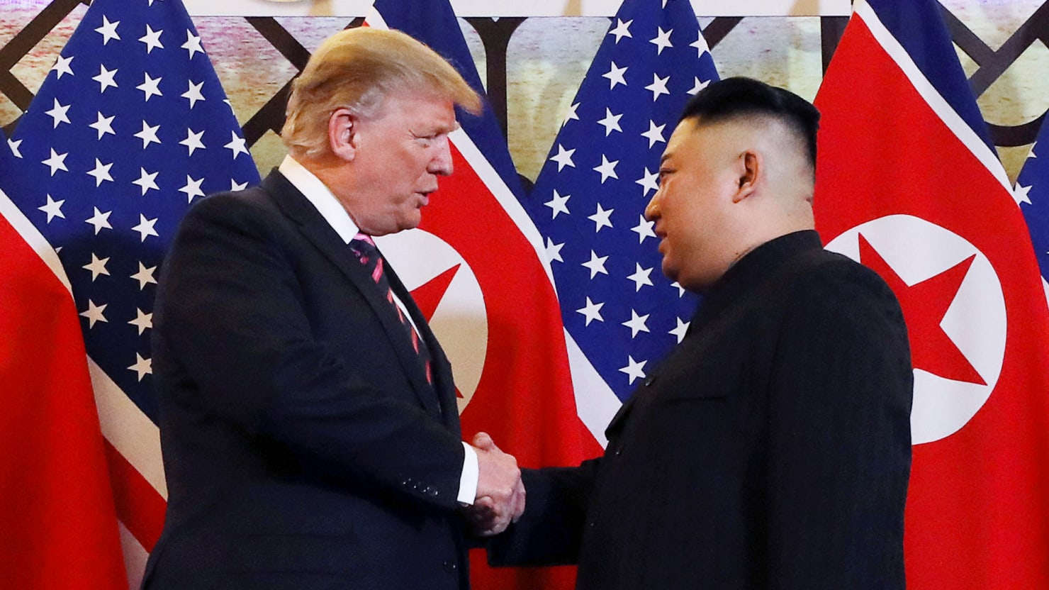 Is a Trump-Kim DMZ Photo-Op in the Works?