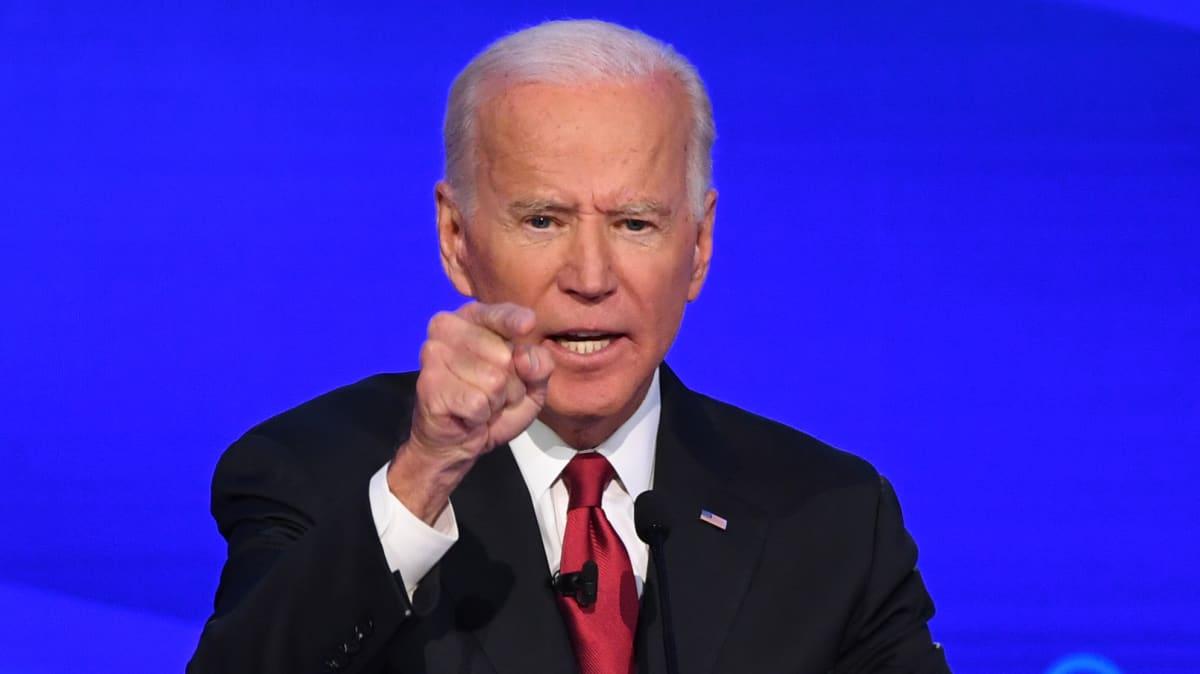 Joe Biden to Donald Trump: 'Release Your Tax Returns or Shut Up'