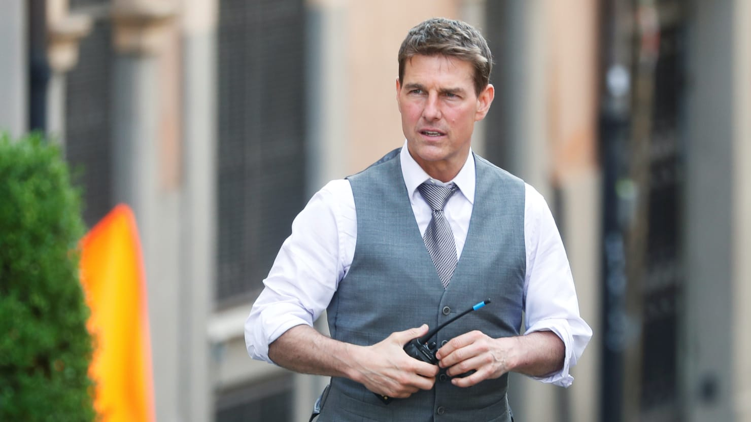 Tom Cruise Screams at Film Crew for COVID Breach in Leaked Audio