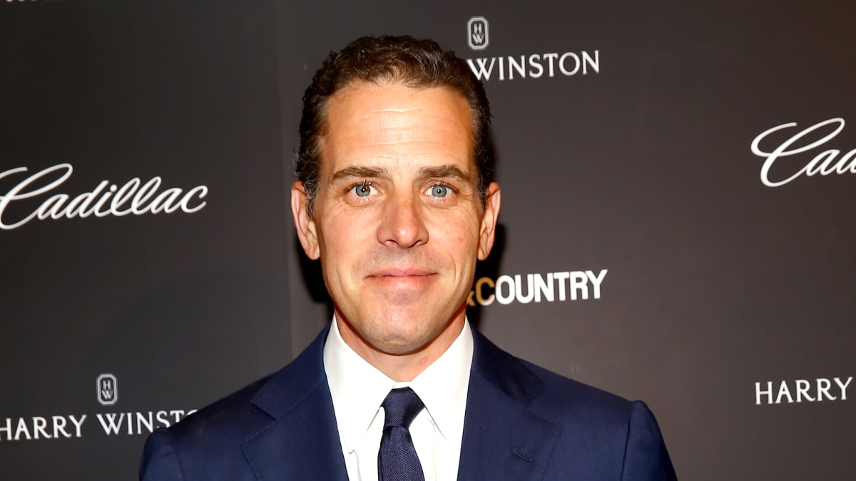 DNA Test Shows Hunter Biden Fathered Arkansas Baby: Report