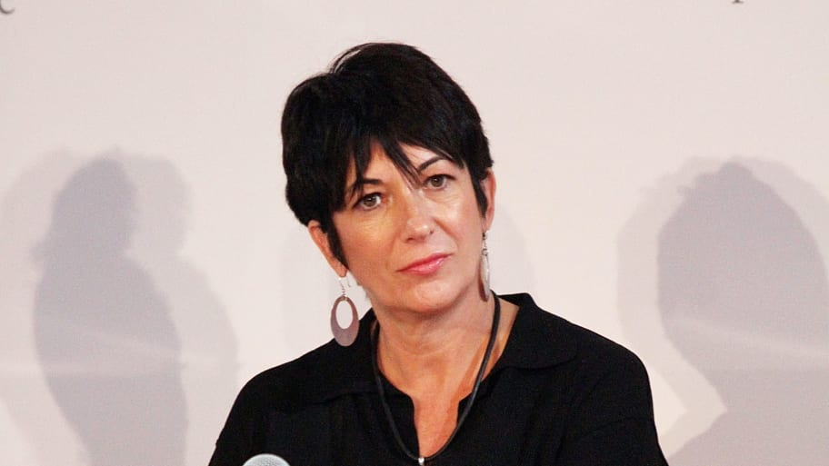 Ghislaine Maxwell, Jeffrey Epstein's Alleged Madam, Photographed at In-N-Out Burger in California