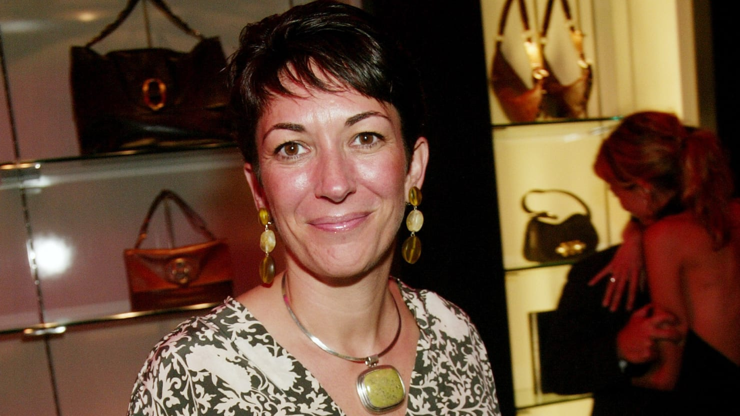 Epstein's Alleged Madam Ghislaine Maxwell Brazenly Sues His Estate