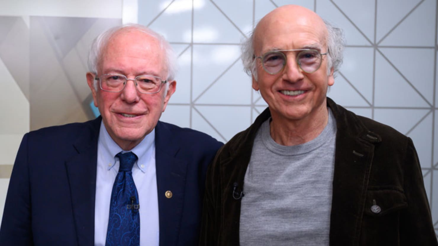 Larry David: Bernie Sanders 'Should Drop Out'