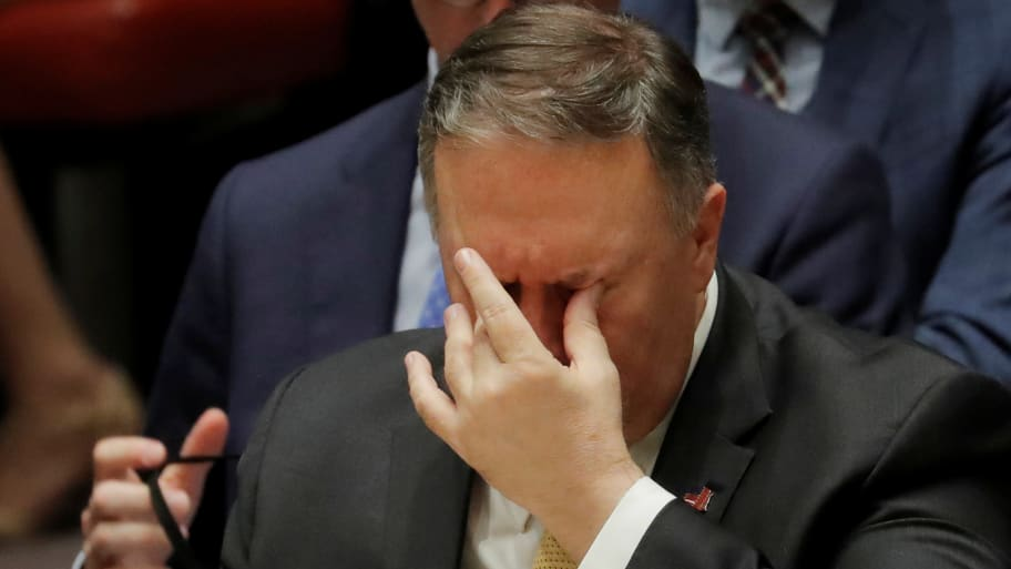 "North Korea Diplomat Calls Mike Pompeo a ""Diehard Toxin"" Over Failed Nuclear Talks"