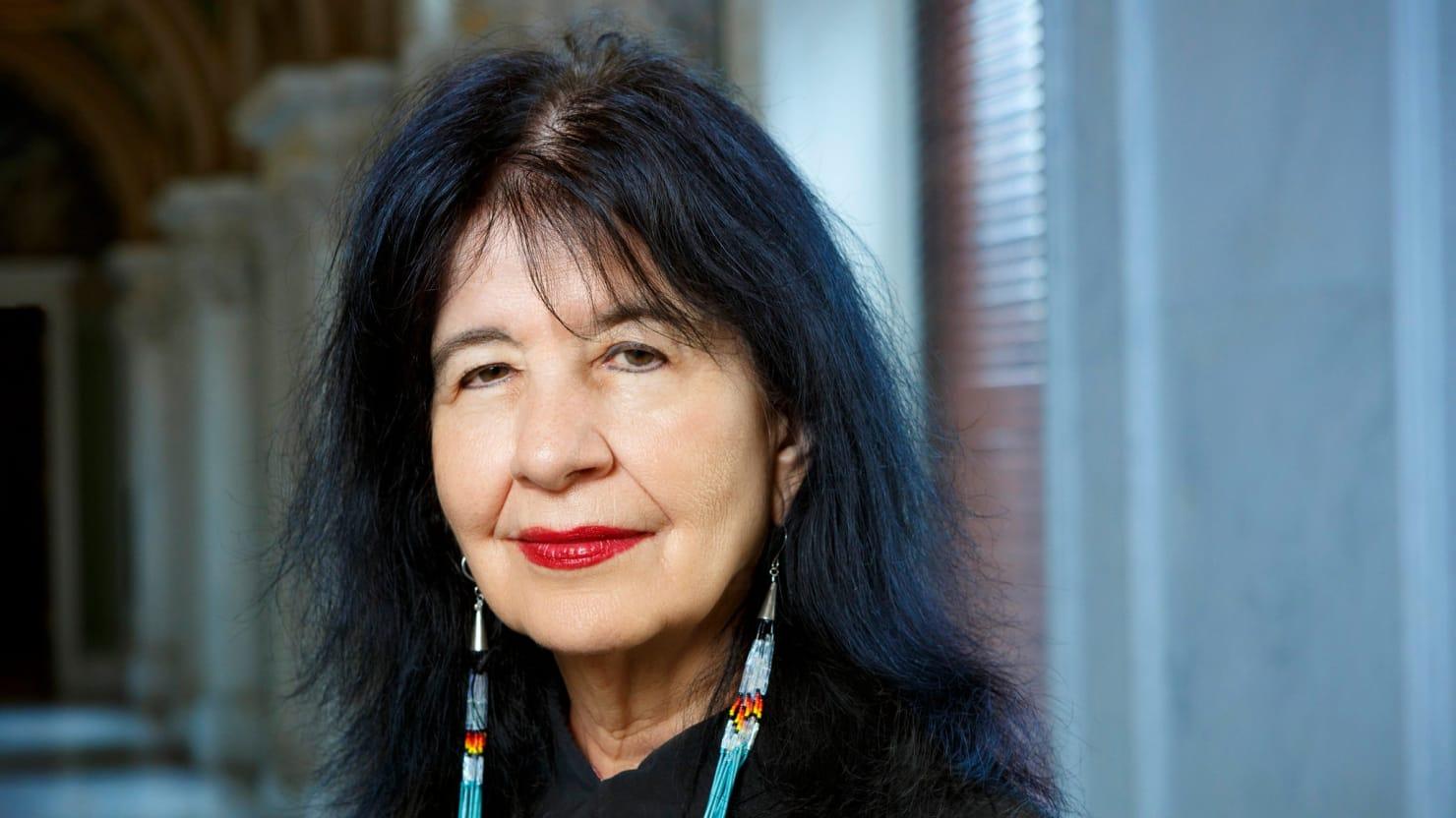Joy Harjo Becomes First Native American Named U.S. Poet Laureate