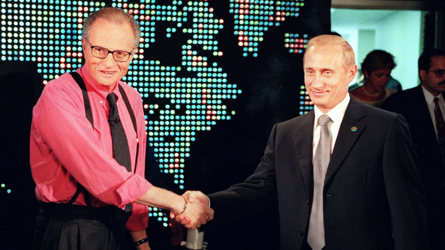 Larry King, the Interviewer Who Talked to (and Married) Them All, Dead at 87 After COVID Diagnosis