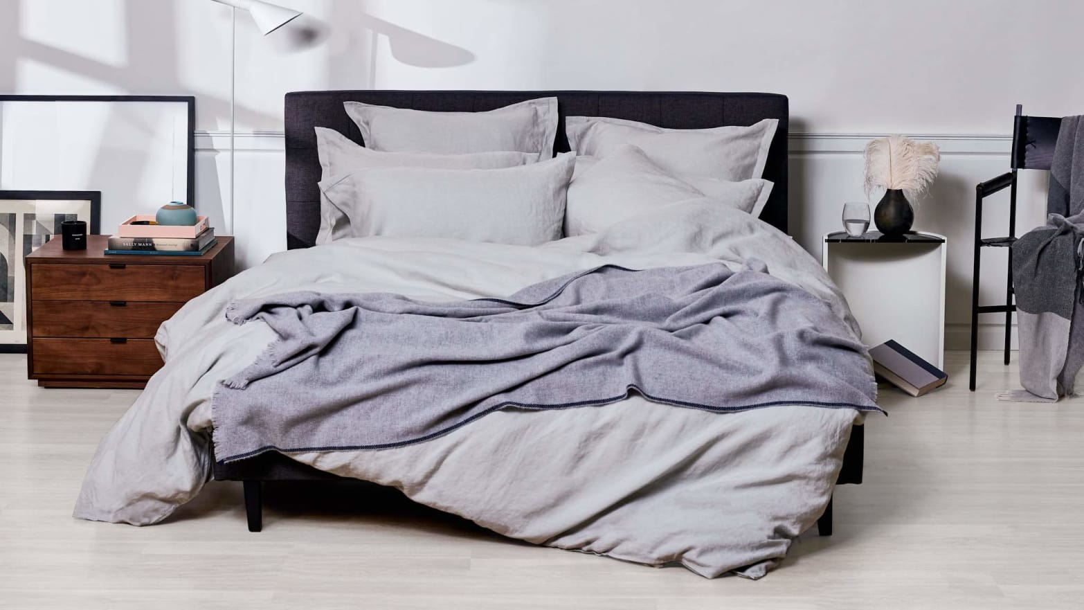 Linen Sheets for Spring and Summer