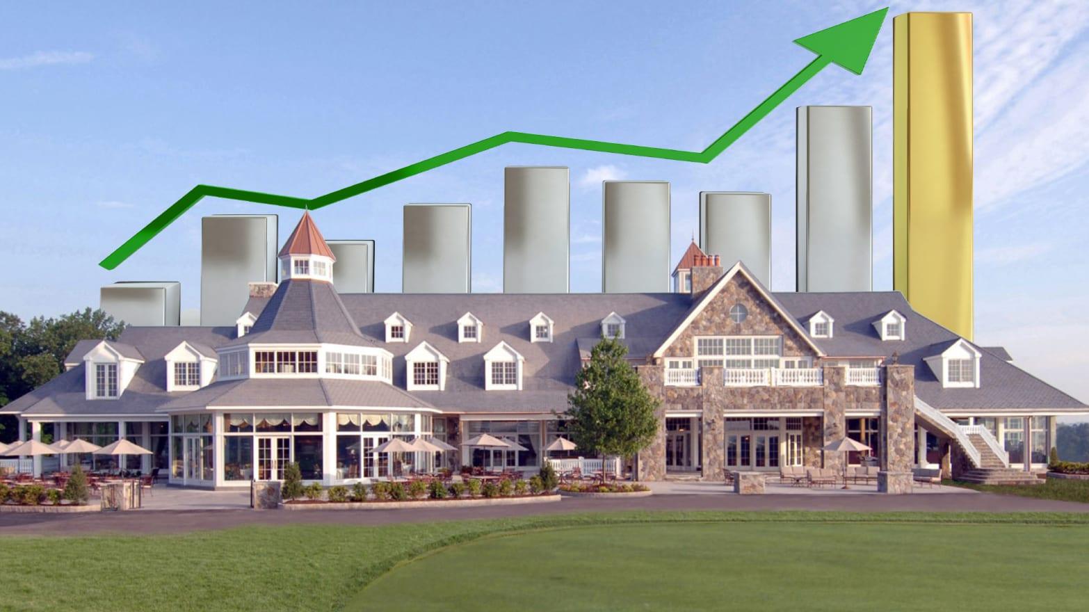 Donald Trump's Worthless Real Estate Math