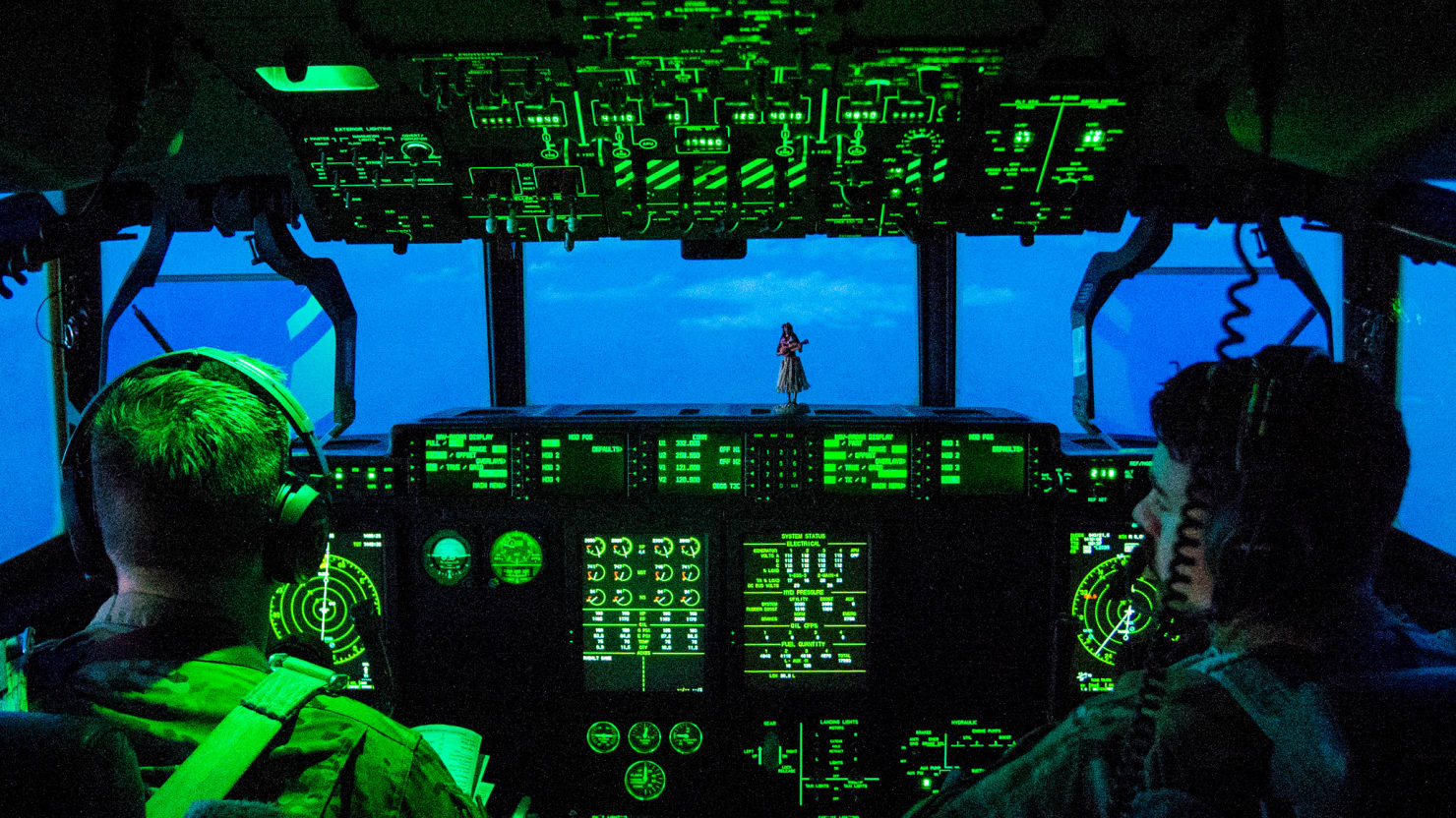 Navy Pilots Report Seeing Unidentified Flying Objects Over East Coast: NYT