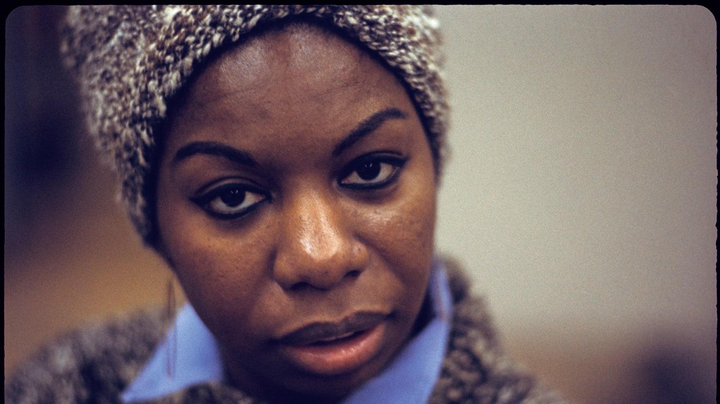 Exclusive: Nina Simone as You've Never Seen Her