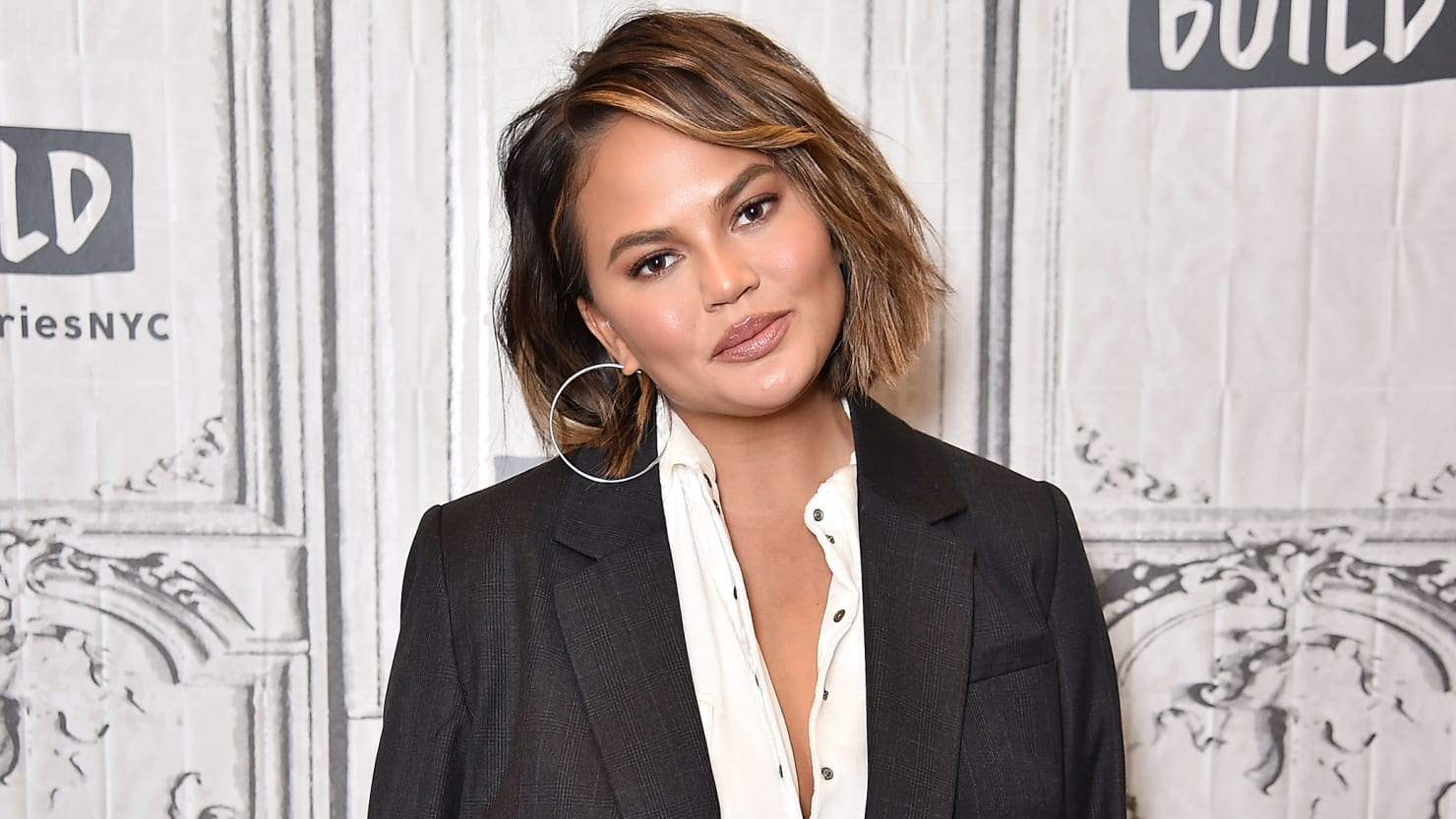 Chrissy Teigen Goes Off on Fox News' Laura Ingraham Over Time 100 Rant, Calls Her a 'White Supremacist' ...