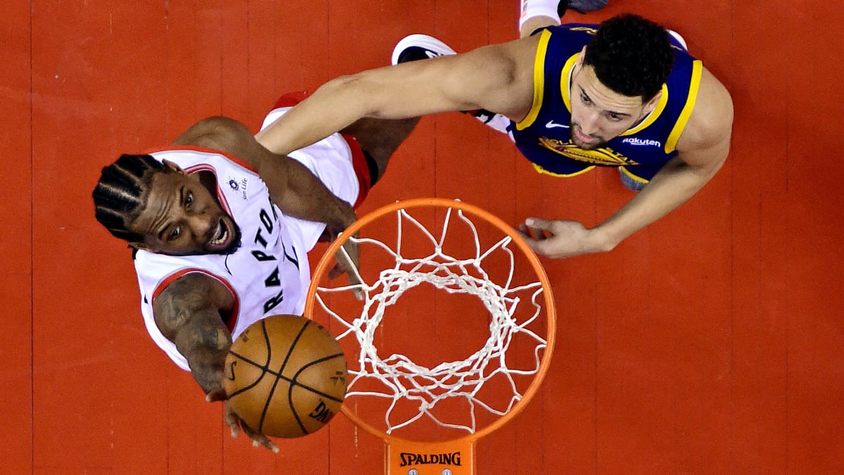 NBA Finals: Warriors Keep Series Alive After Raptors Blow Late Lead in Game Five