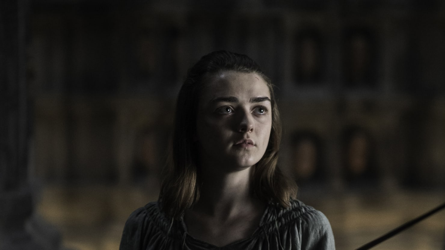 Game of Thrones' 'No One': A Girl Is Arya Stark, Hear Her Roar