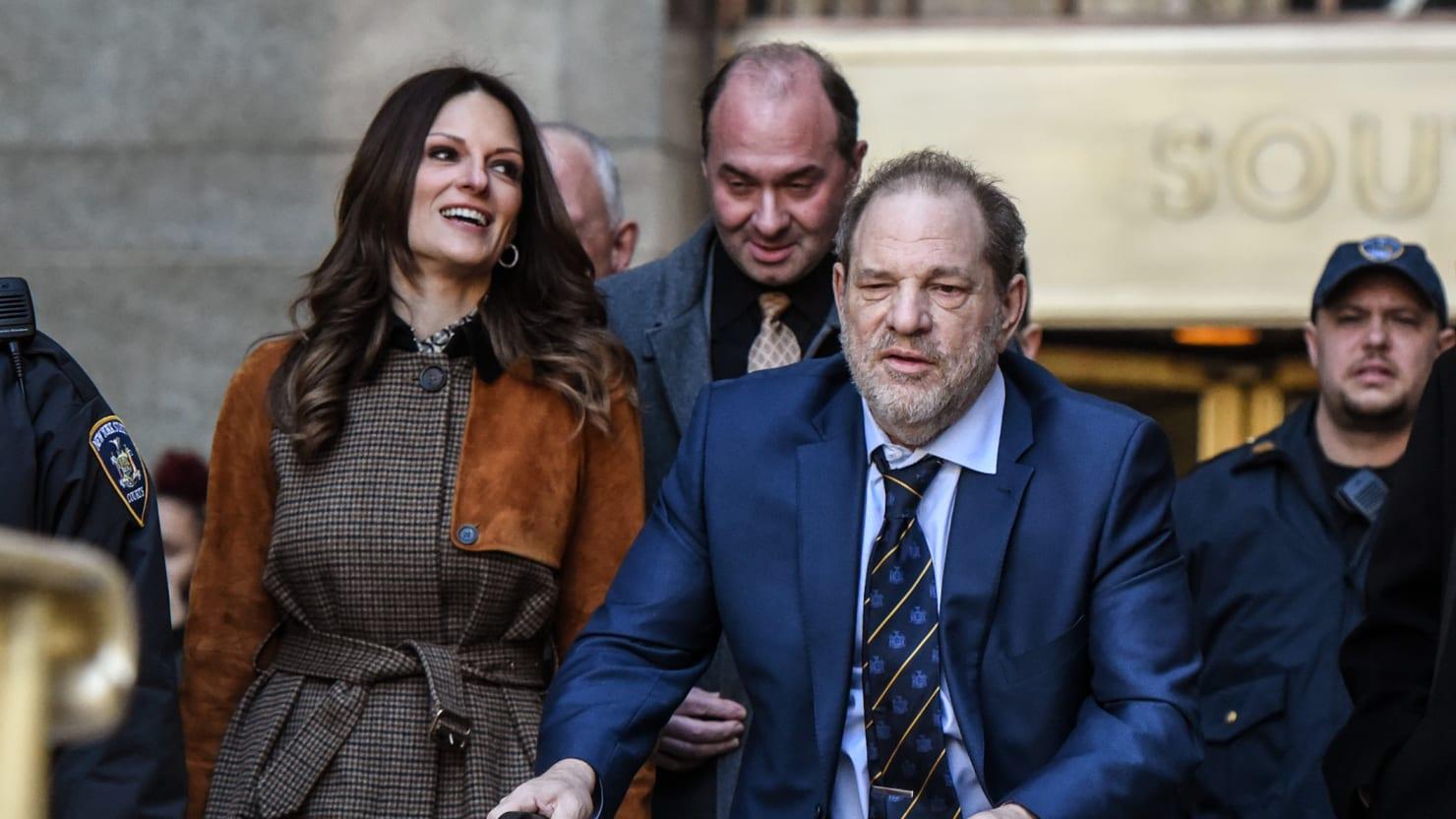 Harvey Weinstein's Attorney Accused of 'Jury Tampering' After Newsweek Op-Ed