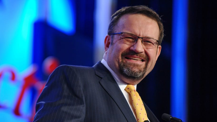53bd045b Gorka Says Hillary Clinton Is Guilty of Treason, Could 'Get the Chair'