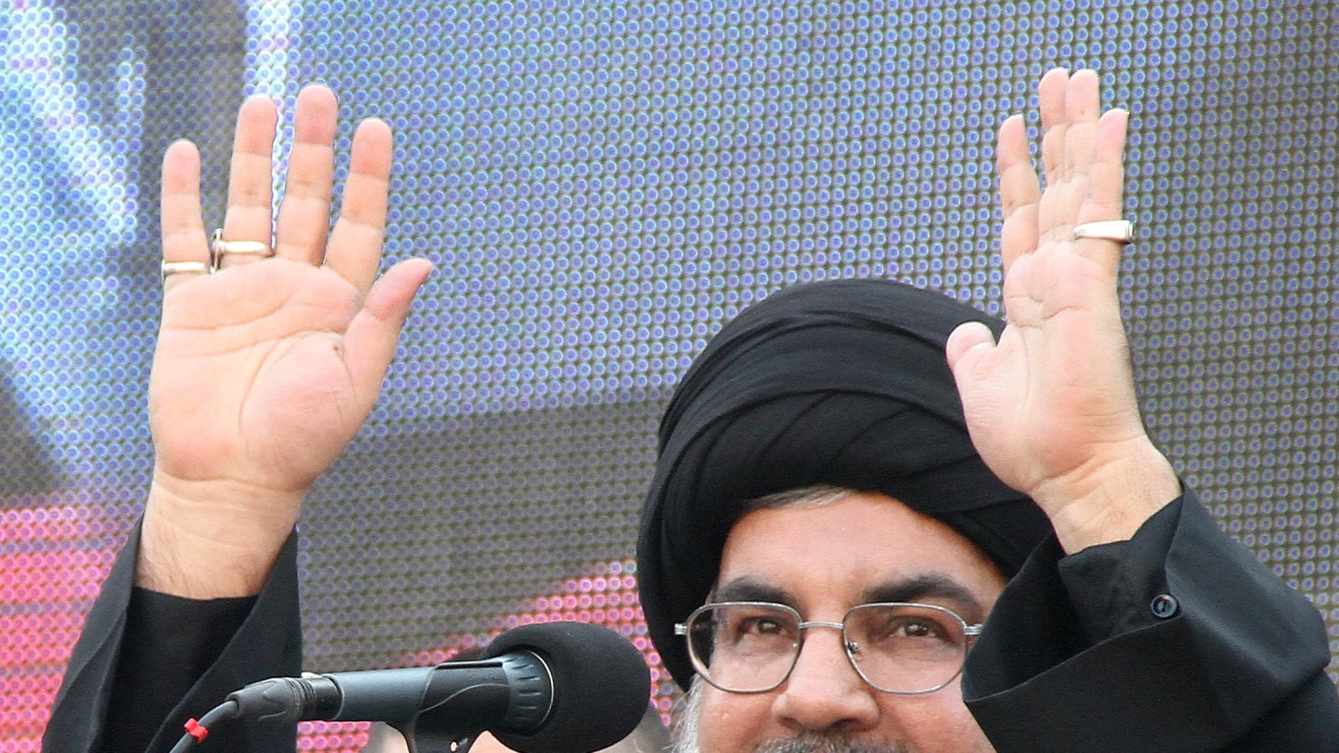 Nasrallah Doubles Down On Syria, Iran