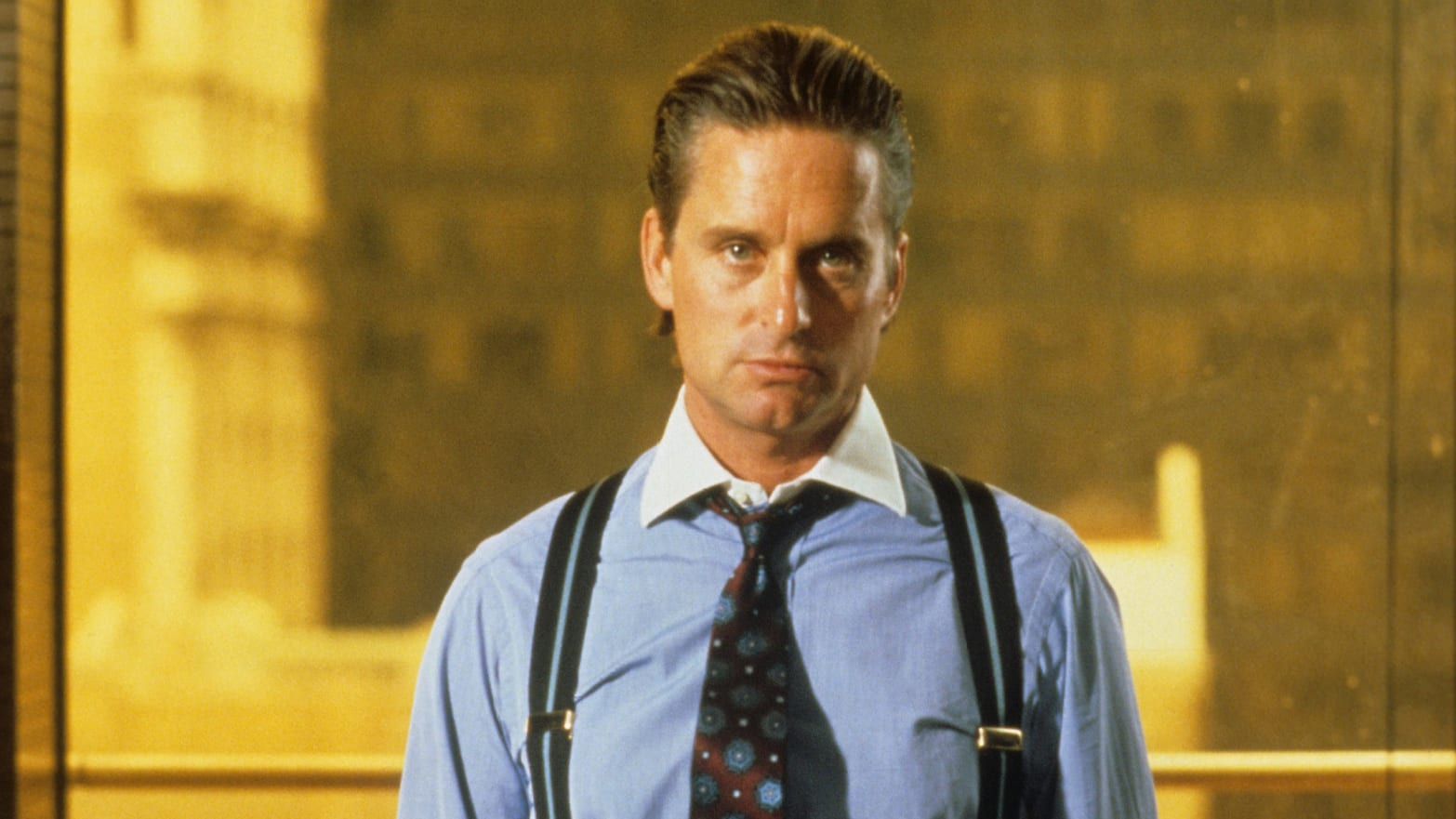 Image result for gordon gekko