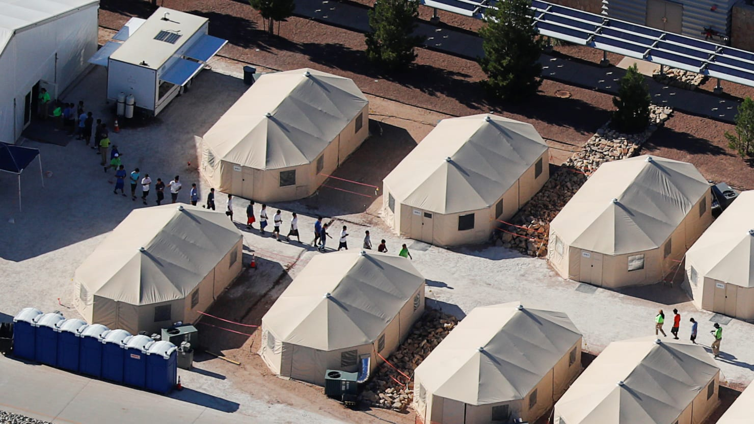 Nonprofit Execs Rake in Cash From Child Detention Center Funding