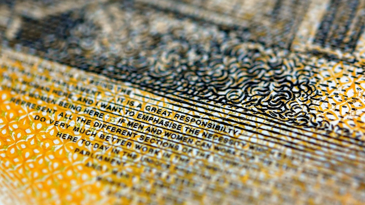 Australia Makes Typo on $50 Note, Only Notices After Printing It 46 Million Times