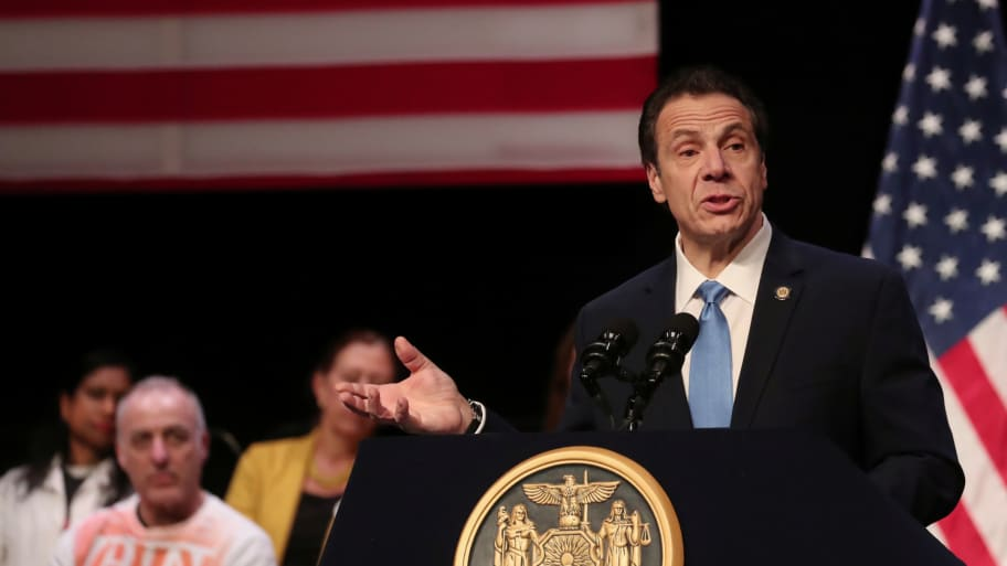 New York State Governor Andrew Cuomo Signs Law Granting Driver's Licenses to Undocumented Immigrants